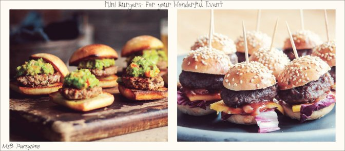 Ms.B Favorite Snack this September – MINIBURGERS ;)